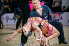 WDSF World Championship Latin 2019