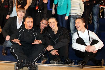 Фото с турнира Кубок Русского Клуба-2010