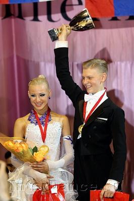 Никита Долюк - Ирина Кирюхина, Diamond Cup-2010