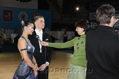 Сергей и Ольга Коновальцевы, Danceforum-2010