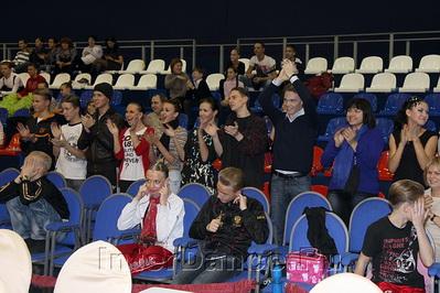 Группа поддержки победителей во главе с Сергеем Коновальцевым, Слава России-2010
