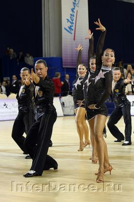 IDSF World Formation Latin Championship-2010