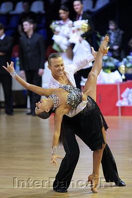 Зайцев Андрей - Кузьминская Анна, Чемпионат России Латина, Взрослые-2011