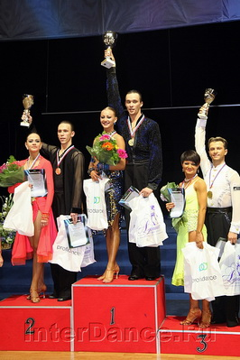 Призеры IDSF Open Latin, Profidance Cup-2011